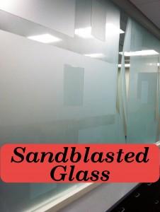Sandblast Pic
