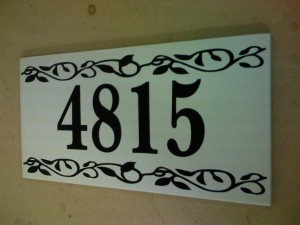 Address Tile